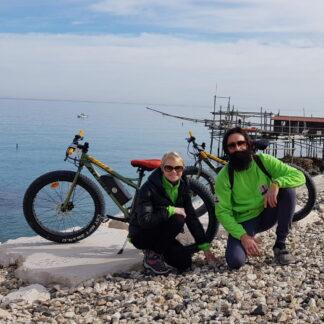Costa dei Trabocchi in e-Bike domenica 23 maggio