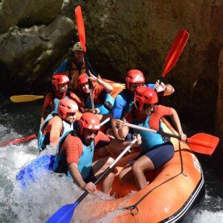 Rafting Fiume Lao domenica 4 luglio